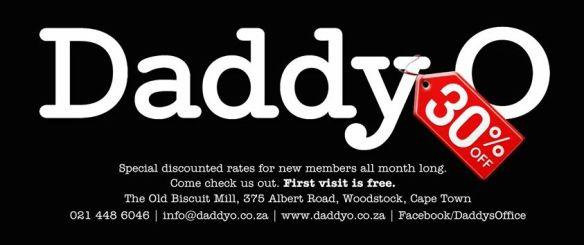 Daddy.O 30% Off