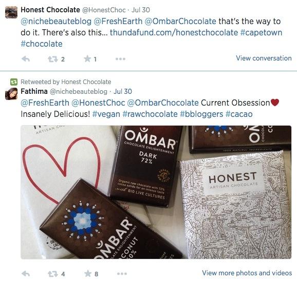 Honest Chocolate 12