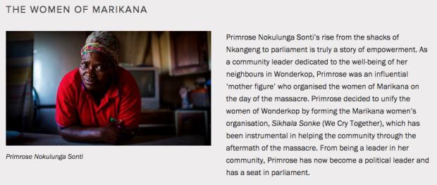 Mama Marikana Successful Thundafund Campaign: Tell Stories