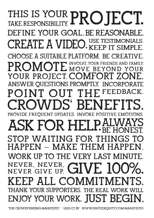 Thundafund Crowdfunding Manifesto copy